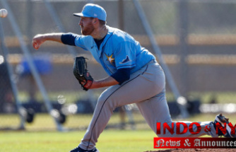 Rays pitching prospect hospitalized Following line drive into the Mind