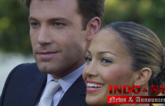 SLIDESHOW: Jennifer Lopez, Ben Affleck: Their Connection over the years