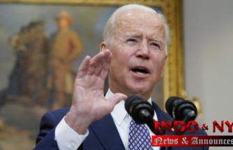 Biden reaffirms his commitment to Kabul's Aug. 31 deadline, despite critics