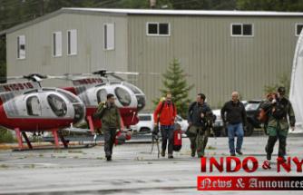 Coast Guard: 6 people killed in Alaska sightseeing plane crash