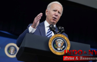 """Biden message for battered Gulf Coast: """"We are here to help you"""""""
