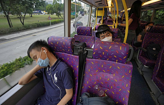 A 5-hour bus trip is an ideal option for residents of Hong Kong who are tired.