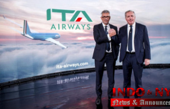 After Alitalia's demise, ITA airline launches with new look