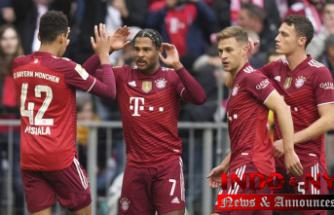 Bayern wins again without coach Julian Nagelsmann