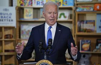 Biden opens to reducing the length of spending bills