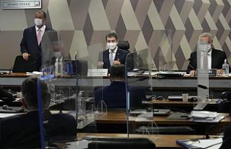 Brazil senators recommend Bolsonaro face charges over COVID