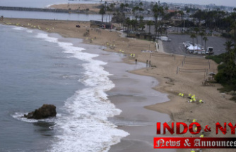 Coast Guard: California Oil Pipeline Dragged by 1,200-foot Ship