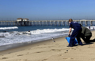 Coast Guard received an earlier warning about the California oil spillage