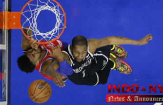 Durant's triple-double rallies Nets past 76ers 114-109
