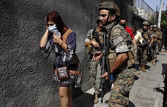 Gunbattles erupt in protest against Beirut blast probe; 6