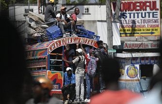 Haitians in desperate need of help succumb to the growing power and influence of gangs
