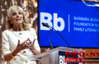 Jill Biden speaks candidly about challenges of her role