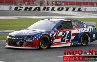 Liberty University extends NASCAR sponsorship through 2026