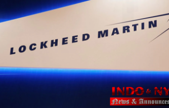 Lockheed tumbles 12% as supply chain woes hammer forecast