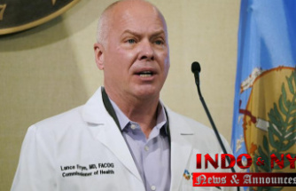 Oklahoma Health Commissioner Lance Frye abruptly resigns