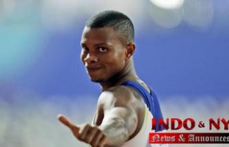 Olympic sprinter Alex Quiñónez fatally shot in Ecuador today