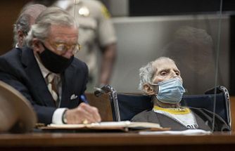 Robert Durst was admitted to hospital with COVID-19. His lawyer said