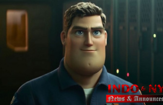 Sorry, But Buzz Lightyear Is Hot Now