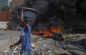 Strikers protest Haiti's lack security following kidnappings