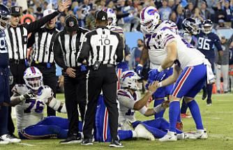 Titans stop Allen at 4th, but Bills can still beat them 34-31