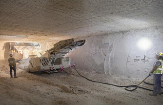 US Nuclear Repository Completes Key Mining Project
