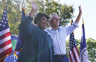 Virginia offers Democrats an opportunity to test Black turnout prior to 2022