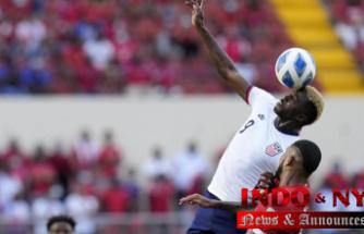 Zardes sprains knee, could miss US's November qualifiers