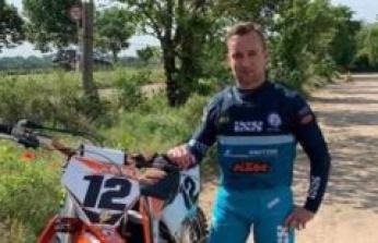 Motocross's Max Nagl from Weilheim turned in Frankenthal, a few rounds | Weilheim