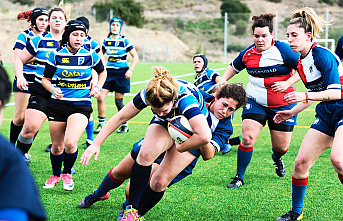 Why Rugby is good for Female Players as Well
