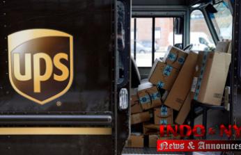 UPS Investigates eTVOLs, part Aircraft and Component Airplane