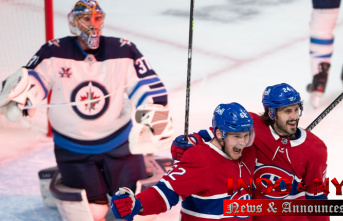 Toffoli's OT goal leads Canadiens to Show sweep of Jets