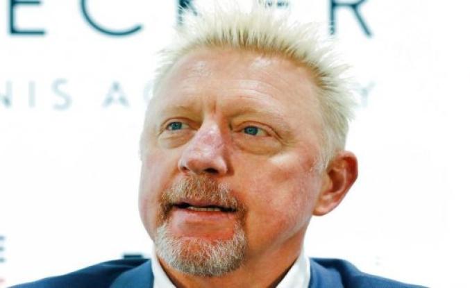 Boris Becker storhylder Danish shooting star