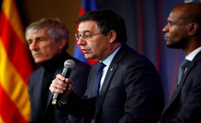 Bartomeu: it has Not been a surprise for Valverde