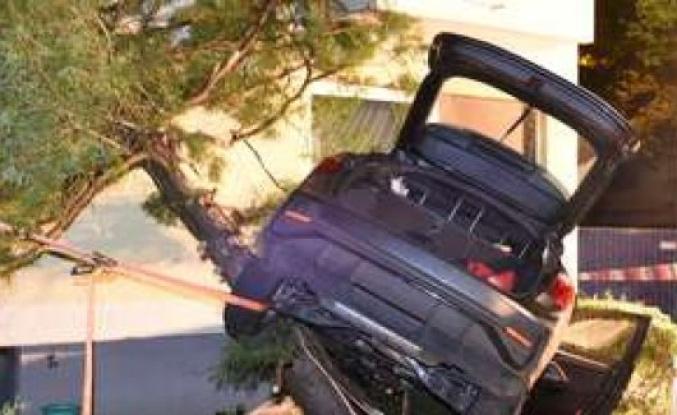 Munich: Fatal speeder accident - Audi slams against the tree, eye-witnesses under shock | Sendling-Westpark