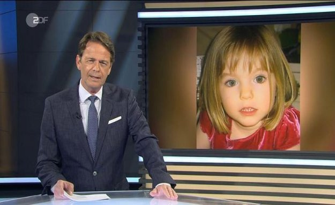 Aktenzeichen XY ... ungelöst: Rudi Cerne's called a new note in the case of Maddie potentially target the leader