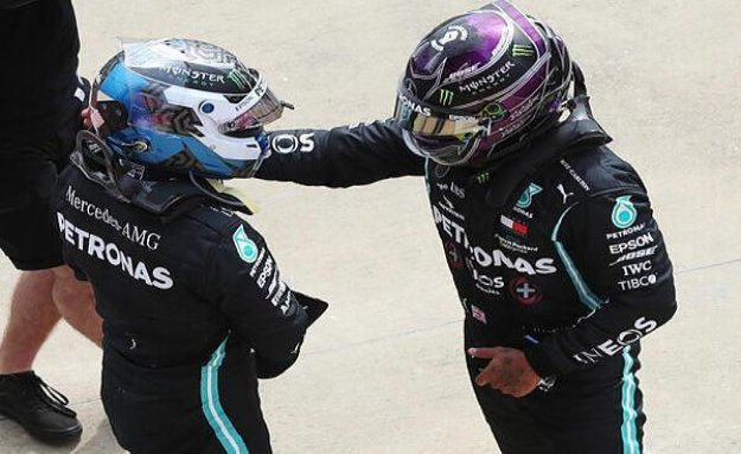 F1 Silverstone 2020: Bottas cracks Hamilton, Sensation by Hulkenberg!