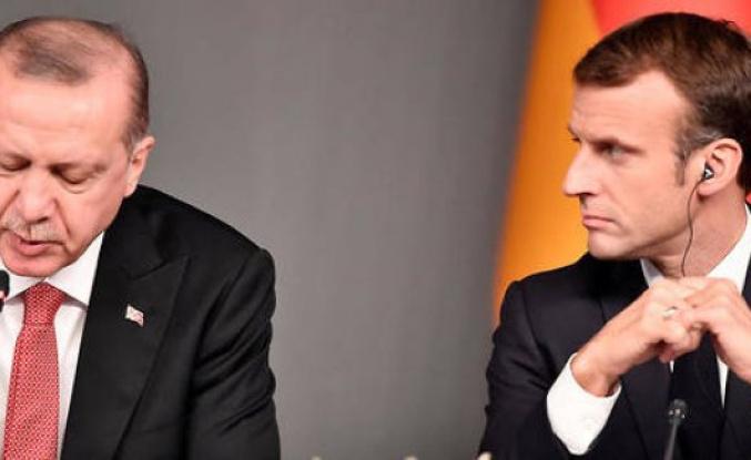Luc de Barochez – Macron to the sentence in the face of Erdogan - The Point