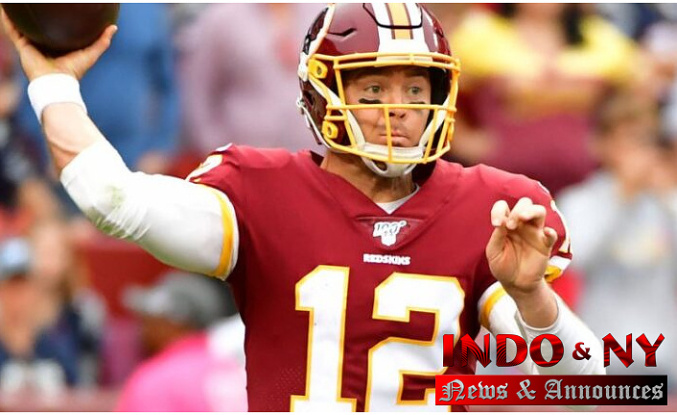 Colt McCoy signs 1-year deal with Arizona Cardinals, will back up Kyler Murray