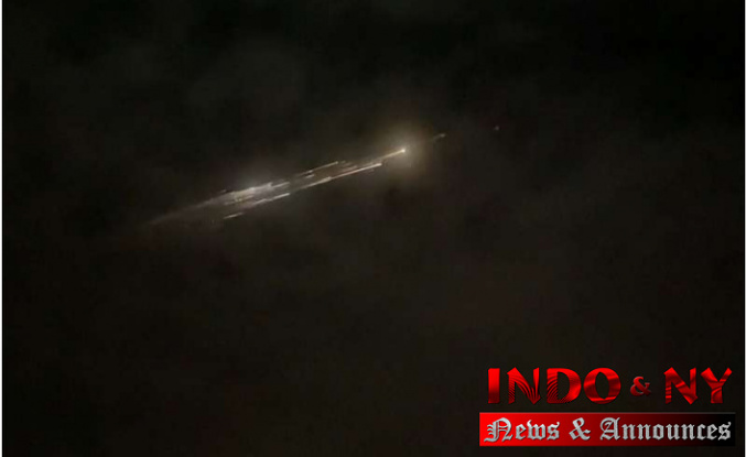 Piece of SpaceX rocket debris lands at Washington state farm