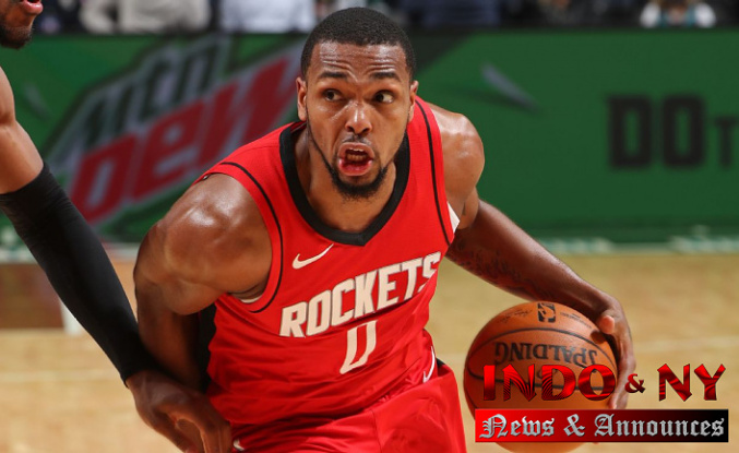 Sterling Brown of Houston Rockets suffers facial lacerations in assault