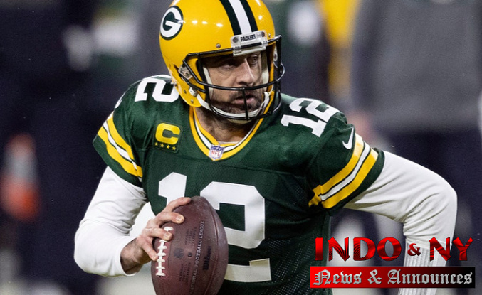 Aaron Rodgers skips Packers-organized team Actions: report