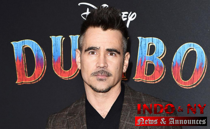 Colin Farrell Documents for conservatorship of Kid with Angelman syndrome
