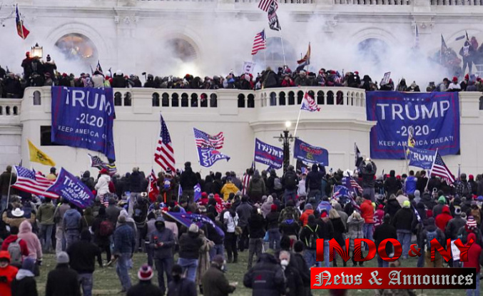 """NYT's """"Day of Rage"""" project is powered by footage from Capitol Rioters"""