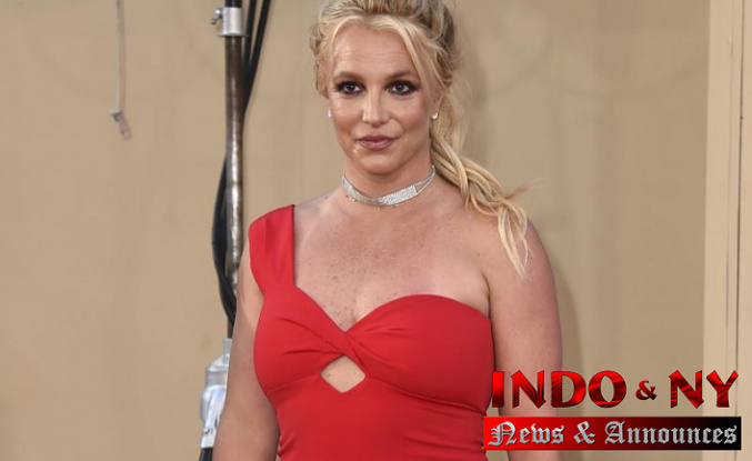 Spears hears that she has to manage the turmoil triggered by her dramatic speech