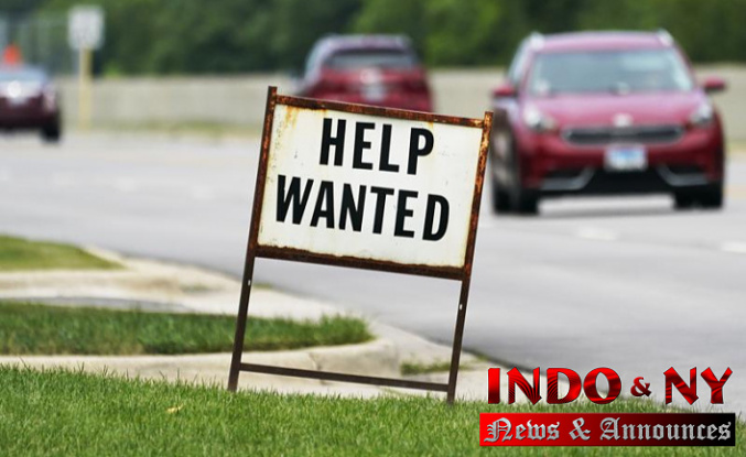 As the economy recovers, US jobless claims are down 14,000 to 385,000