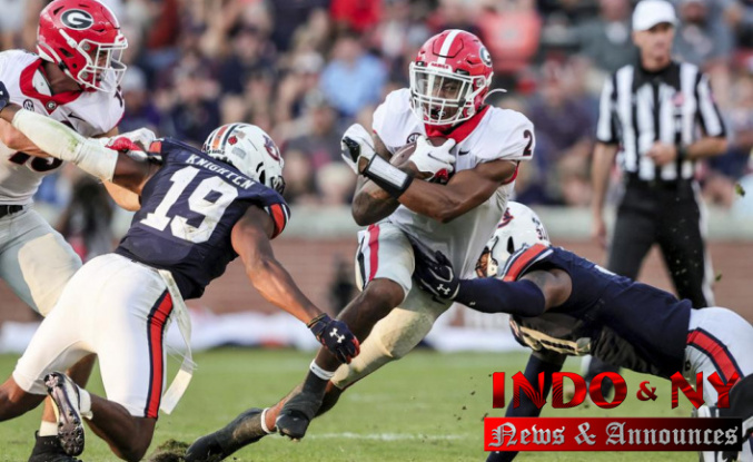 """College Football Picks: 1 Dawgs take on another """"big"""" game"""