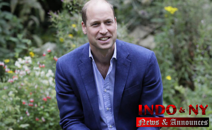 Prince William: Before travelling to space, save the planet