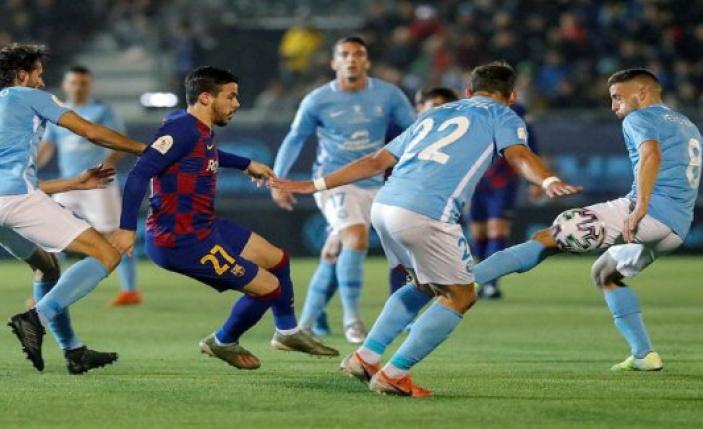 Quique Setién: The possession makes the opponent wear