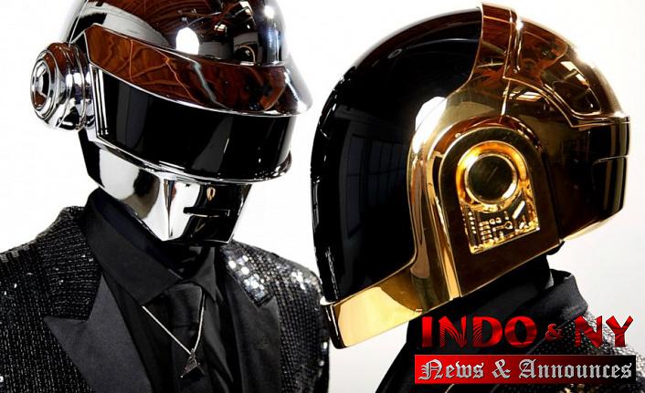 Grammy-winning duo Daft Punk Split after 28 Decades