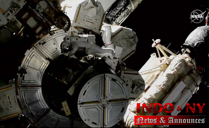 Spacewalkers Require Additional safety precautions for Poisonous ammonia